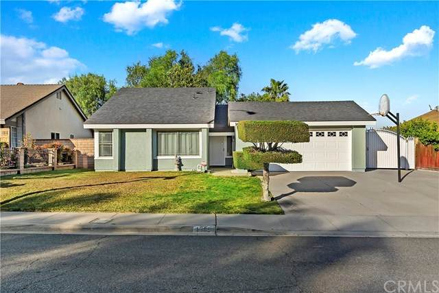1665 Blue Ridge Drive, Pomona, CA 91766 (#303027798) :: Compass