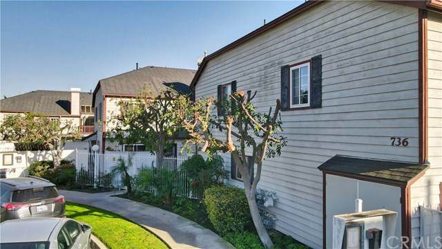 736 255th Street F, harbor city, CA 90710 (#303027895) :: Compass