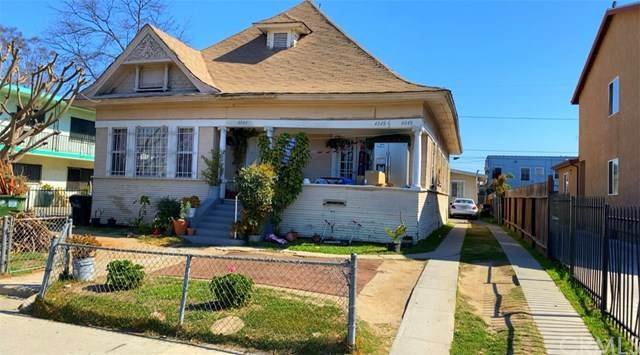 4044 Woodlawn Avenue, Los Angeles, CA 90011 (#303028177) :: Compass