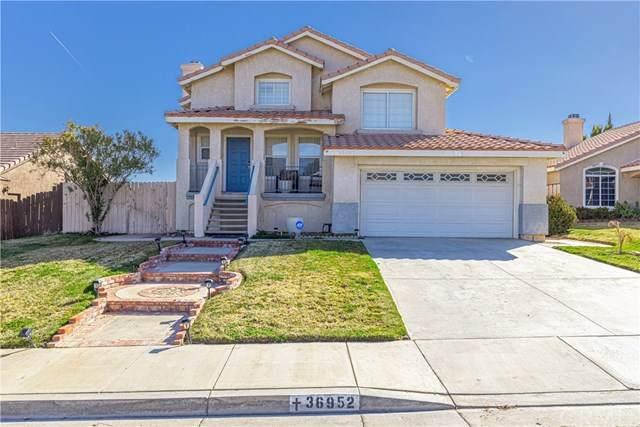 36952 Firethorn Street, Palmdale, CA 93550 (#303028334) :: The Mac Group