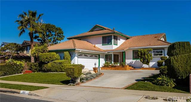 1103 Fernrest Drive, harbor city, CA 90710 (#303028567) :: Compass