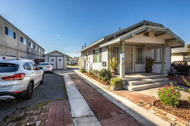 1365 Dawson Avenue, Long Beach, CA 90804 (#303028881) :: Cay, Carly & Patrick | Keller Williams