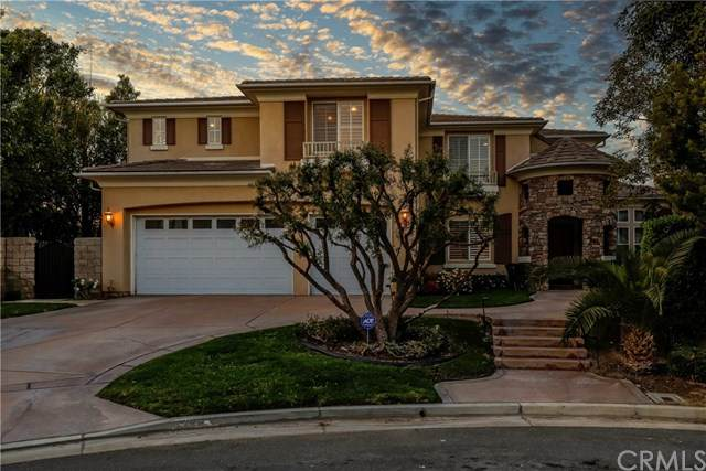 372 S Old Bridge Road, Anaheim Hills, CA 92808 (#IG21039220) :: The Mac Group