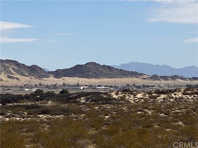 0 Chisolm, 29 Palms, CA 92277 (#303031480) :: Solis Team Real Estate