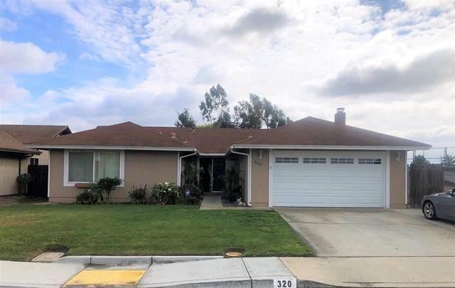 320 E Palomar, Chula Vista, CA 91911 (#PTP2101433) :: The Mac Group