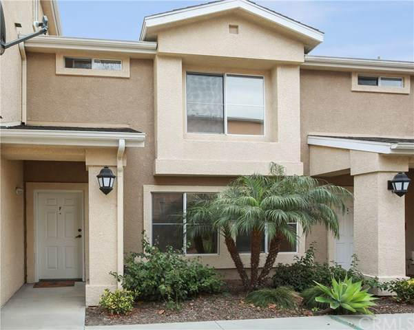 1041 Harbor Village Drive F, harbor city, CA 90710 (#303031754) :: Compass