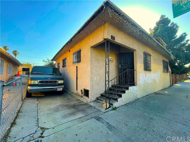 1348 Vernon Ave, Los Angeles, CA 90011 (#303032524) :: Cay, Carly & Patrick | Keller Williams