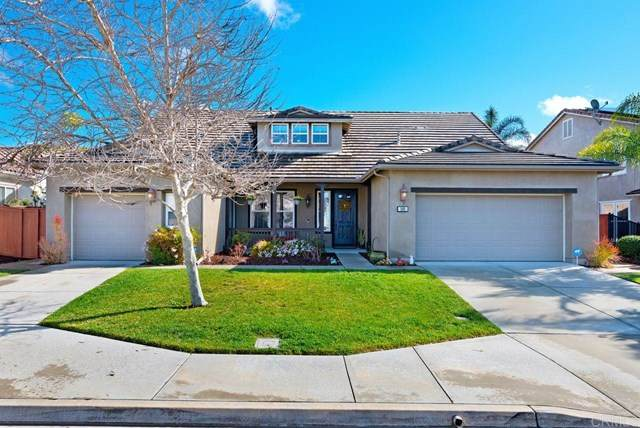 580 S Hidden Trails Road, Escondido, CA 92027 (#303033052) :: The Marelly Group | Compass