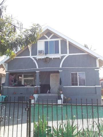 228 W 47th Place, Los Angeles, CA 90037 (#303034778) :: SunLux Real Estate