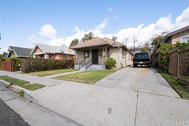 3321 W 27th Street, Los Angeles, CA 90018 (#PW21051193) :: Wannebo Real Estate Group