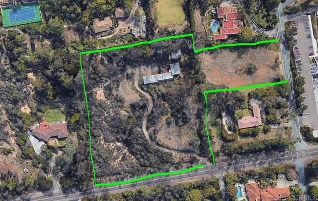La Valle Plateada, Rancho Santa Fe, CA 92067 (#NDP2102679) :: The Legacy Real Estate Team