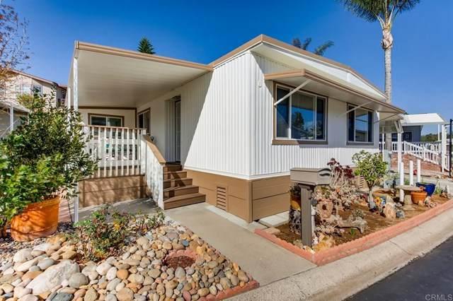 525 W El Norte Pkwy #295, Escondido, CA 92026 (#NDP2102695) :: The Legacy Real Estate Team