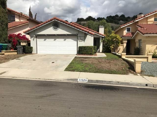 11520 Avenida Marcella, El Cajon, CA 92019 (#PTP2101708) :: Wannebo Real Estate Group