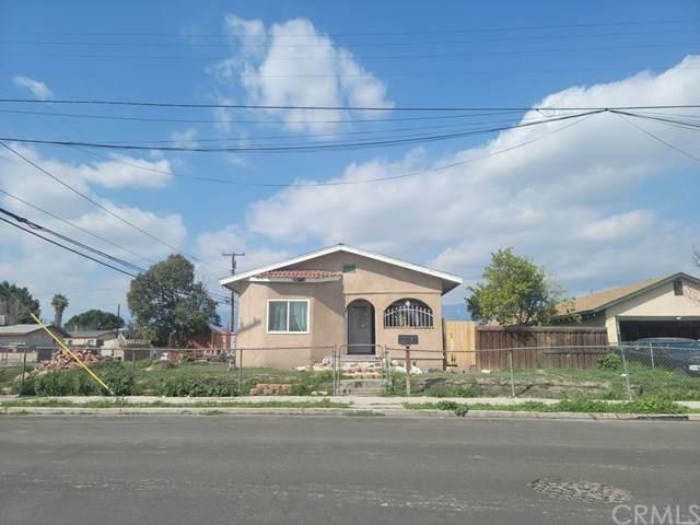 1098 W 8th Street, San Bernardino, CA 92411 (#IV21054648) :: Wannebo Real Estate Group