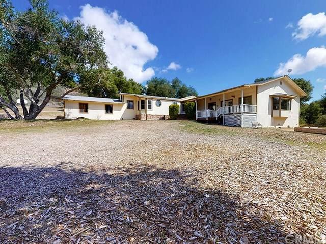 3540 Las Pilitas Road, Santa Margarita, CA 93453 (#SC21055112) :: Yarbrough Group