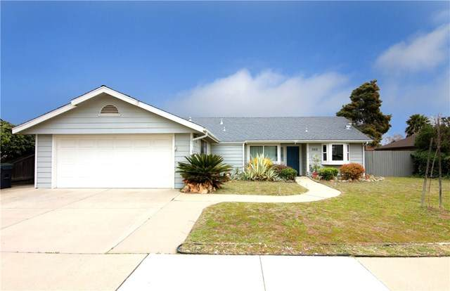 922 Cossa Court, Santa Maria, CA 93454 (#PI21055490) :: San Diego Area Homes for Sale