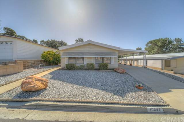 10644 Chisholm, Cherry Valley, CA 92223 (#SW21056768) :: Wannebo Real Estate Group
