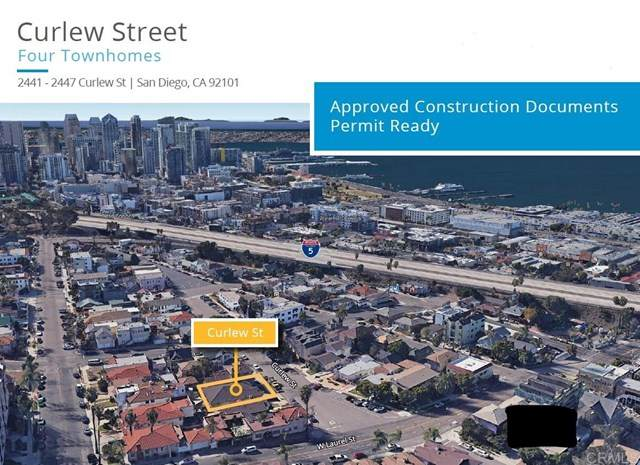 2443 Curlew, San Diego, CA 92101 (#NDP2103029) :: Compass