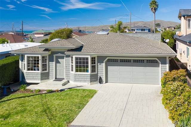 41 21st Street, Cayucos, CA 93430 (#SC21037267) :: SD Luxe Group