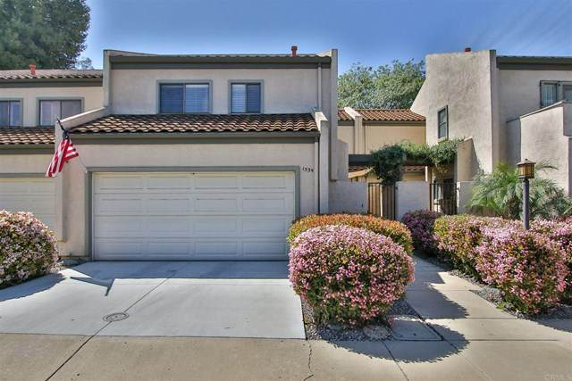 1535 Sunrise Shadow Ct., El Cajon, CA 92019 (#PTP2102149) :: Wannebo Real Estate Group