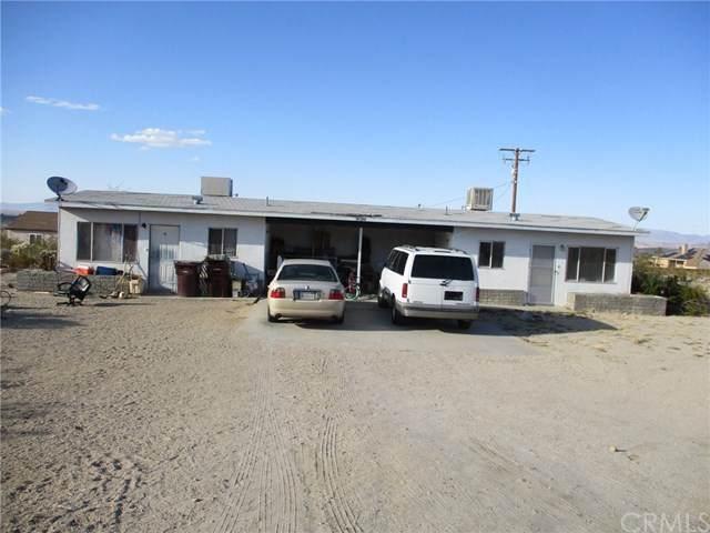 74622 Sunrise Drive, 29 Palms, CA 92277 (#JT21066540) :: Keller Williams - Triolo Realty Group
