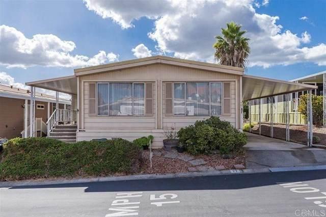 3535 Linda Vista #77, San Marcos, CA 92078 (#PTP2102254) :: Team Forss Realty Group