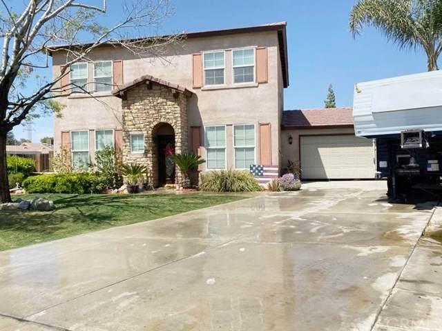 556 Blue Meadow Court, Bakersfield, CA 93308 (#NS21070583) :: Dannecker & Associates