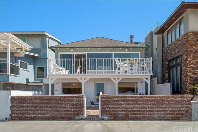 3007 The Strand, Hermosa Beach, CA 90254 (#SB21070884) :: Wannebo Real Estate Group