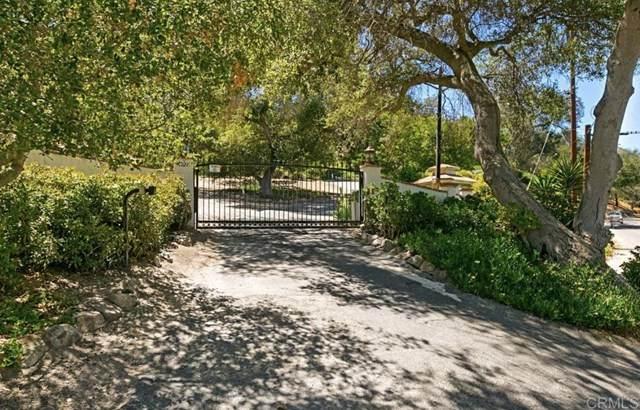 1027 S Live Oak Park Dr, Fallbrook, CA 92028 (#NDP2103588) :: Wannebo Real Estate Group