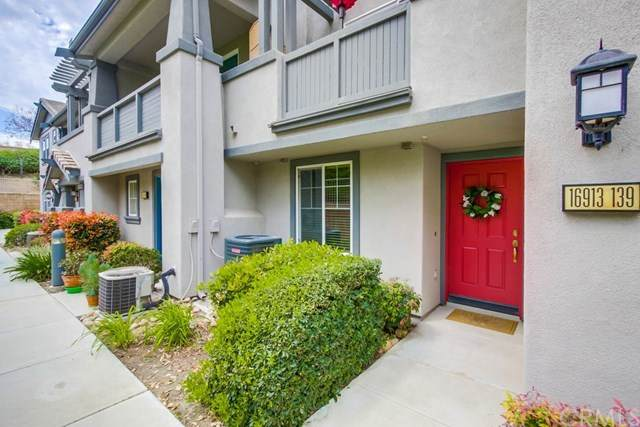 16913 Laurel Hill Lane #139, San Diego, CA 92127 (#SW21070073) :: Keller Williams - Triolo Realty Group