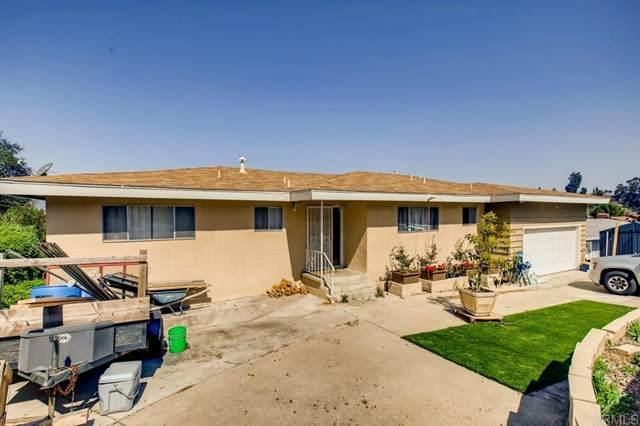162 Croydon Ln, El Cajon, CA 92020 (#PTP2102313) :: PURE Real Estate Group