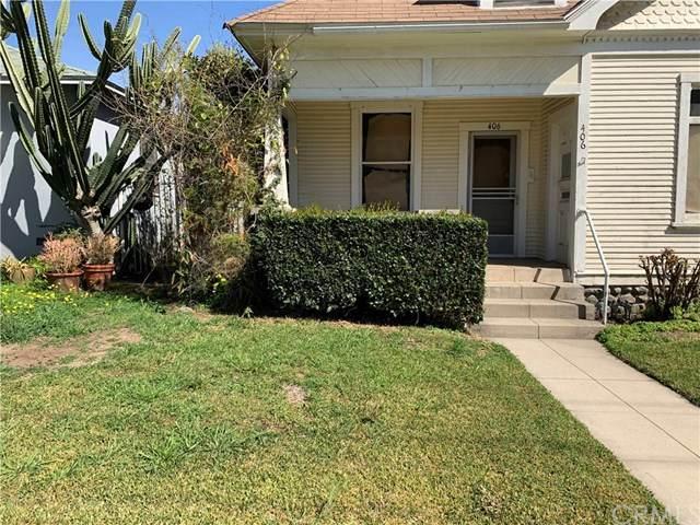 406 N 6th Avenue, Upland, CA 91786 (#CV21054368) :: Keller Williams - Triolo Realty Group
