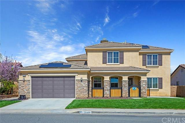28468 Ripple Brook Lane, Menifee, CA 92585 (#SW21063296) :: The Legacy Real Estate Team