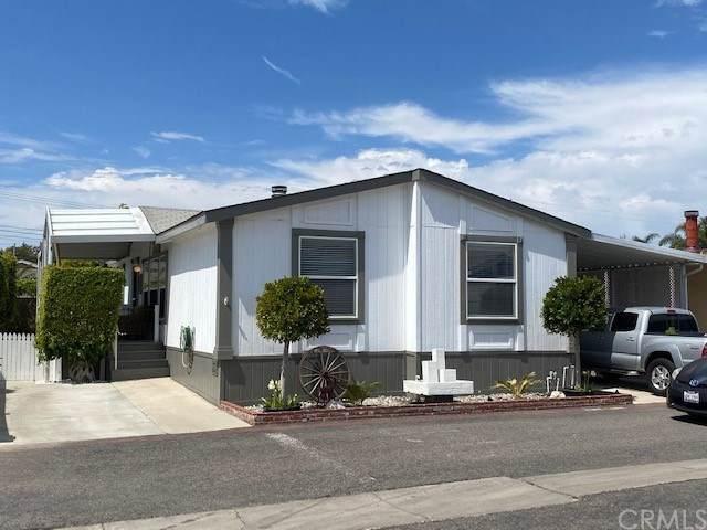 9850 Garfield #33, Huntington Beach, CA 92646 (#OC21072191) :: The Stein Group