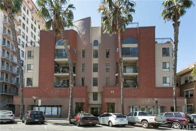 35 Linden Avenue #303, Long Beach, CA 90802 (#PW21072079) :: Keller Williams - Triolo Realty Group