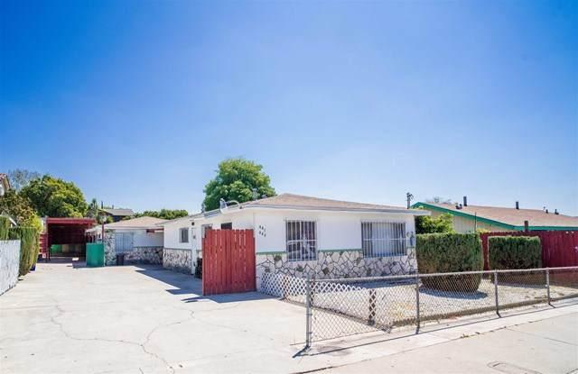 447 Aurora St, San Diego, CA 92102 (#PTP2102339) :: Wannebo Real Estate Group