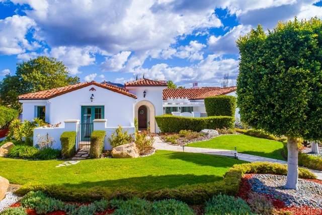 6160 Avenida Del Duque, Rancho Santa Fe, CA 92067 (#NDP2103712) :: PURE Real Estate Group