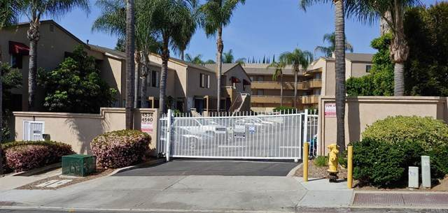 4540 60Th Street #209, San Diego, CA 92115 (#PTP2102431) :: The Legacy Real Estate Team