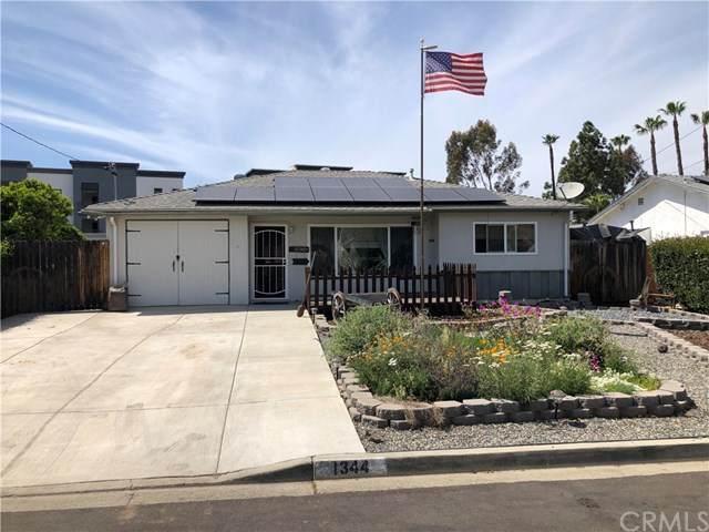 1344 Calera Street, Vista, CA 92084 (#SW21074379) :: PURE Real Estate Group