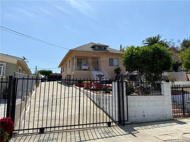 2620 Ganahl Street, East Los Angeles, CA 90033 (#MB21074889) :: Wannebo Real Estate Group