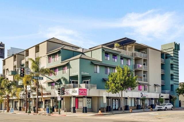 2828 University Avenue #402, San Diego, CA 92104 (#NDP2103798) :: Keller Williams - Triolo Realty Group