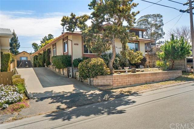 470 Piney Way, Morro Bay, CA 93442 (#SC21069081) :: The Legacy Real Estate Team