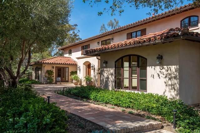16338 Via Del Alba, Rancho Santa Fe, CA 92067 (#NDP2103826) :: PURE Real Estate Group
