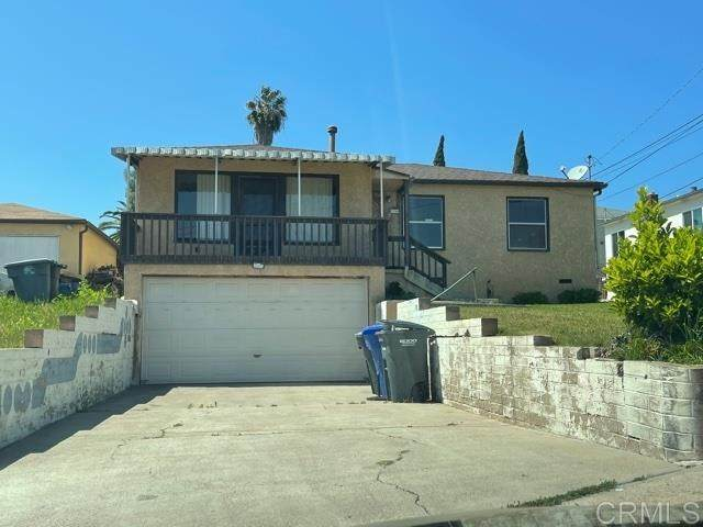 2796 Cypress Avenue, Lemon Grove, CA 91945 (#PTP2102448) :: Wannebo Real Estate Group