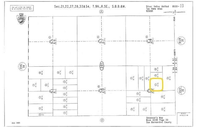 0 Apn 0530-231-47, Newberry Springs, CA 92365 (#EV21075534) :: Carrie Filla & Associates