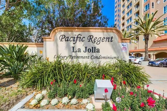 3890 Nobel #1601, San Diego, CA 92122 (#NDP2103877) :: Wannebo Real Estate Group