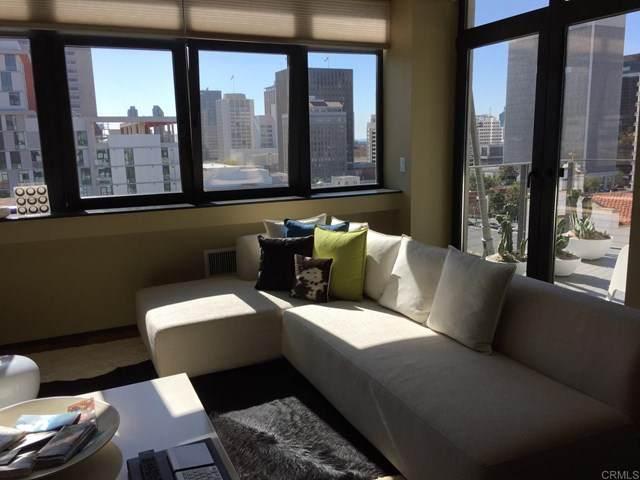 1551 4th Avenue #610, San Diego, CA 92101 (#PTP2102471) :: Keller Williams - Triolo Realty Group