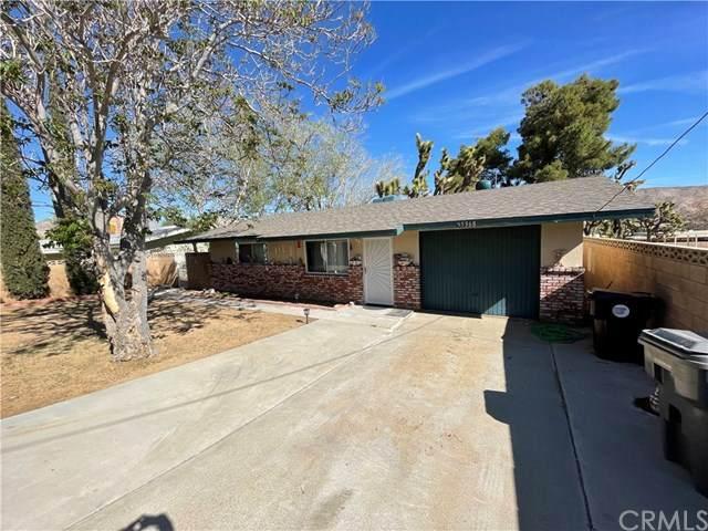 55368 Navajo, Yucca Valley, CA 92284 (#JT21075922) :: Keller Williams - Triolo Realty Group