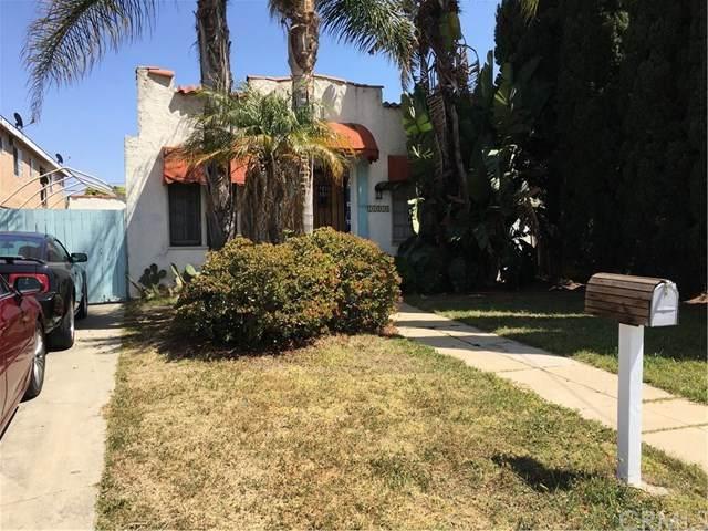 11878 Oxford Avenue, Hawthorne, CA 90250 (#SB21076606) :: Keller Williams - Triolo Realty Group