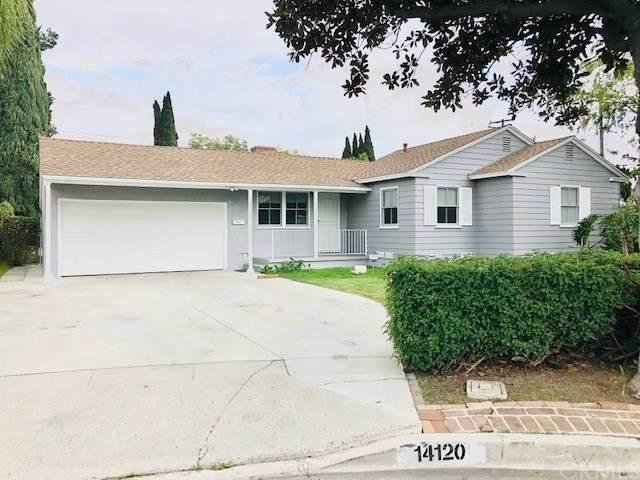 14120 High Street, Whittier, CA 90605 (#OC21075934) :: Keller Williams - Triolo Realty Group